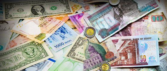 صورة بالفيديو.. انخفاض مفاجئ لأسعار  العملات أمام الجنيه المصري خلال تعاملات اليوم