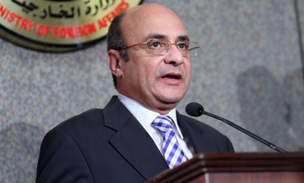 صورة السيرة الذاتية للمستشار عمر مروان وزير شؤون مجلس النواب