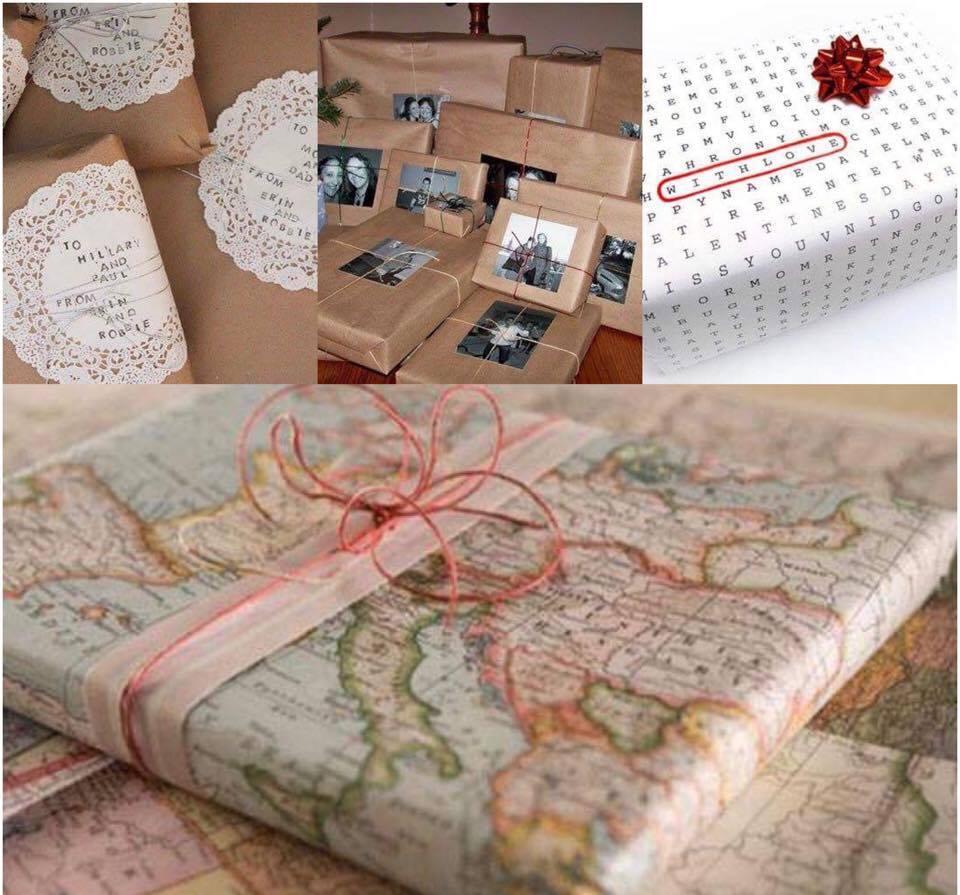 صورة بالصور.. 12 طريقة متميزة لتغليف هدية عيد الحب بلمستك الشخصية