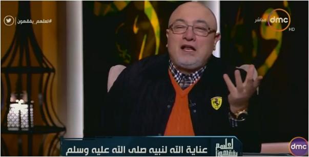 صورة بالفيديو.. أول تعليق للشيخ «خالد الجندي» بعد وضع اسمه على قوائم الاغتيال