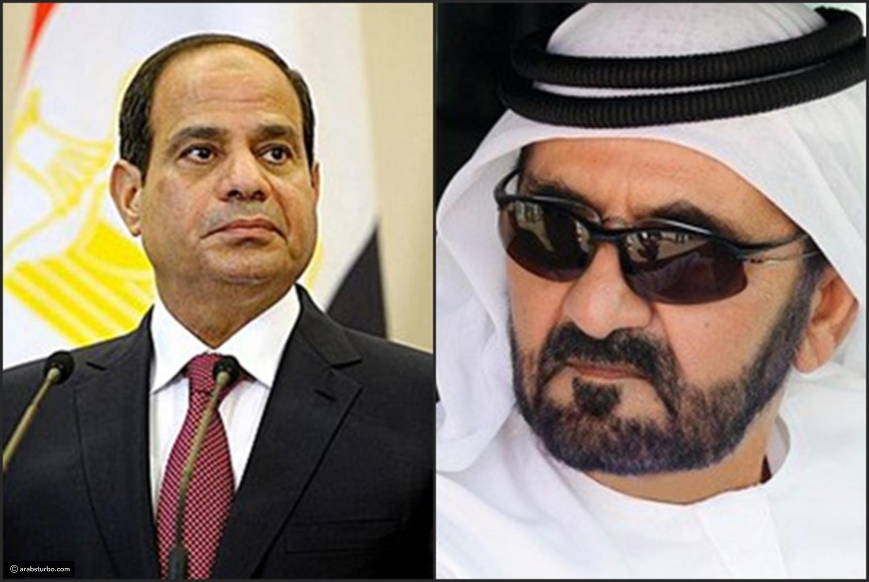 صورة بالفيديو .. هذا ما قاله حاكم دبي عن مصر !