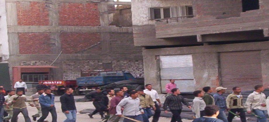 صورة بالفيديو.. «الإنفلات الأمني» يضرب شوارع ههيا والأهالي تستنجد بمدير الأمن