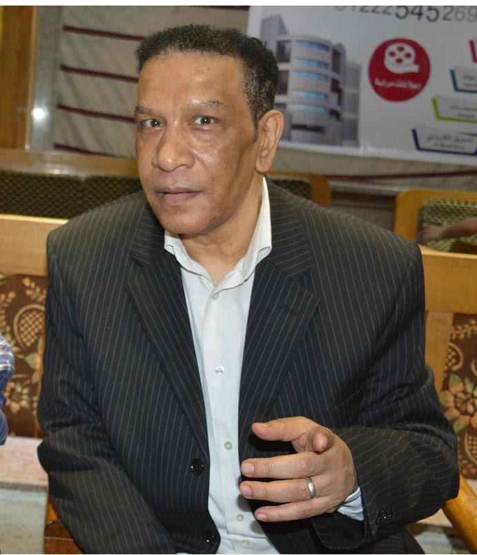الحالة الصحية للفنان محمد شرف