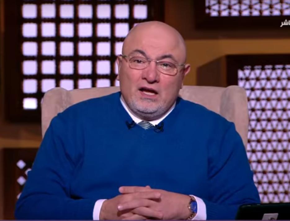 صورة بالفيديو.. «خالد الجندي»: حماية سيناء مسؤولية الشعب وليس الرئيس