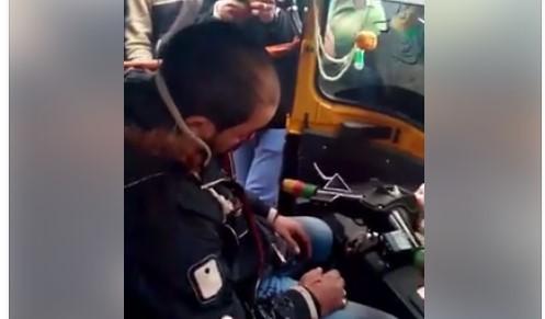 صورة الضابط المتهم بإصابة سائق توك توك بالمنوفية: أطلقت النار لإنقاذ نفسي