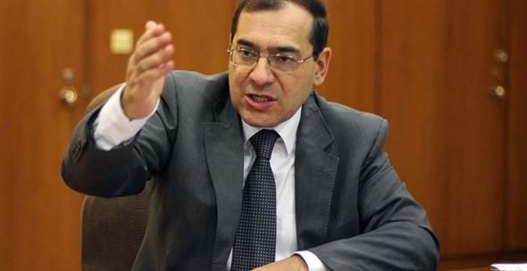 صورة وزير البترول: حقل «ظهر» يوفر لمصر 60 مليون دولار شهرياً