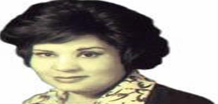 صورة وفاة الإعلامية عواطف البدري شقيقة كريمة مختار