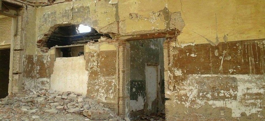 صورة بالفيديو.. قصر الملك فاروق بالشرقية أصبح وكرًا للخارجين عن القانون