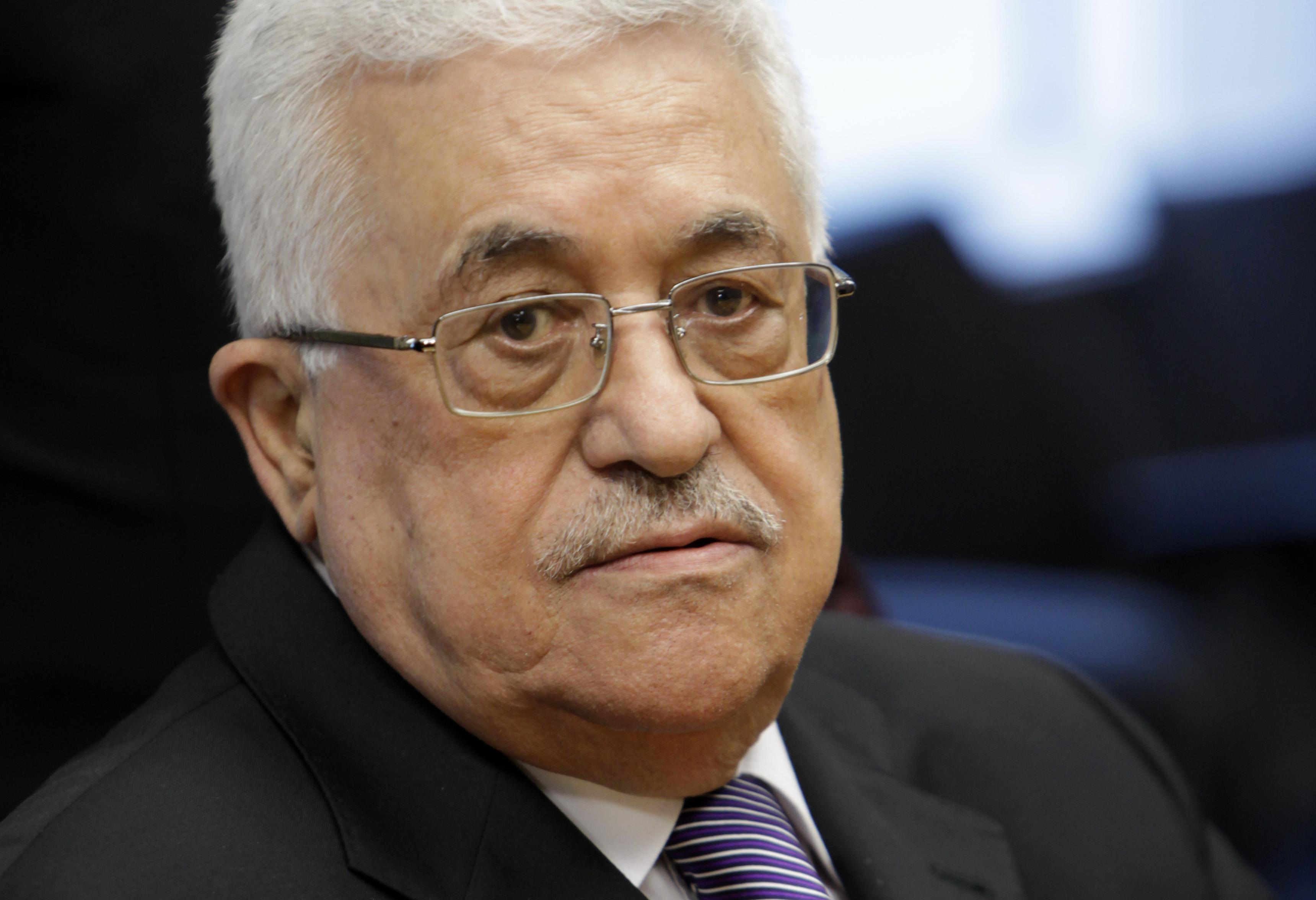 صورة الرئاسة الفلسطينية تطالب نتانياهو بالاستجابة لطلب ترامب بوقف الاستيطان