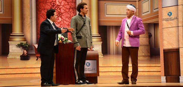 بالصور عرض مسرحي جديد لـ مسرح مصر قريب ا الشرقية توداي