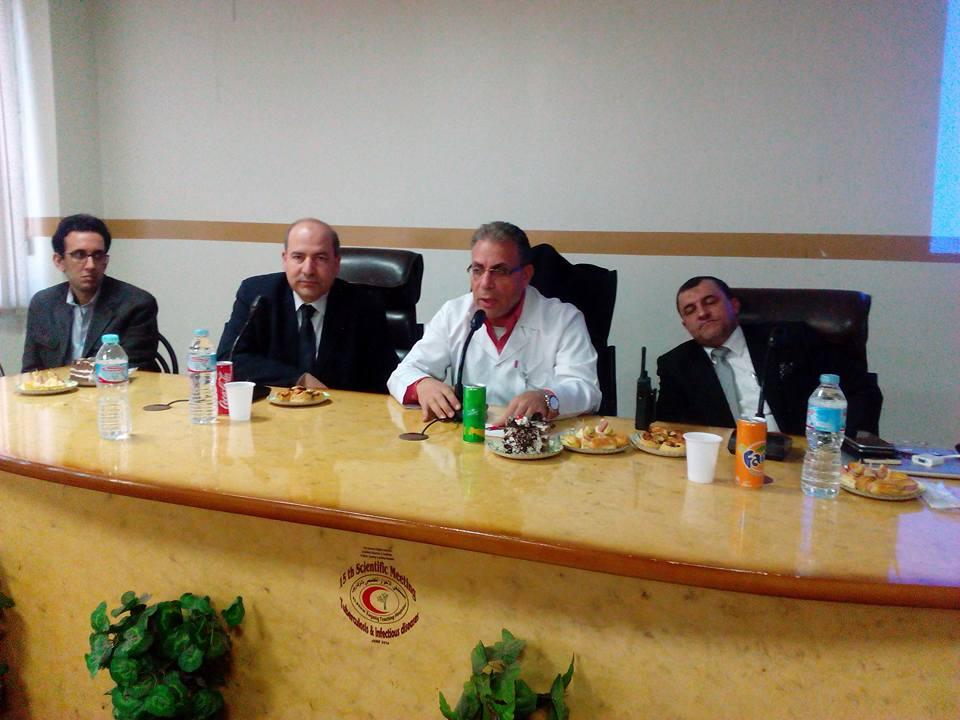 صورة ندوة علمية عن «أخلاقيات العمل الطبي» بمستشفى الأحرار بالزقازيق