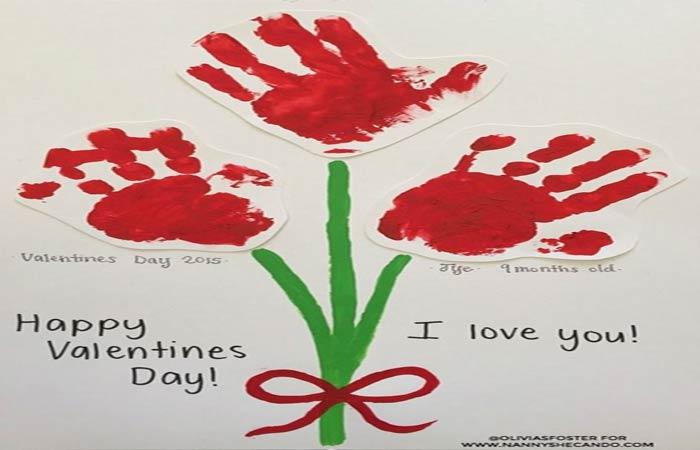 صورة بالصور.. شاركي أطفالك بصنع هدايا عيدالحب بطرق مبتكرة