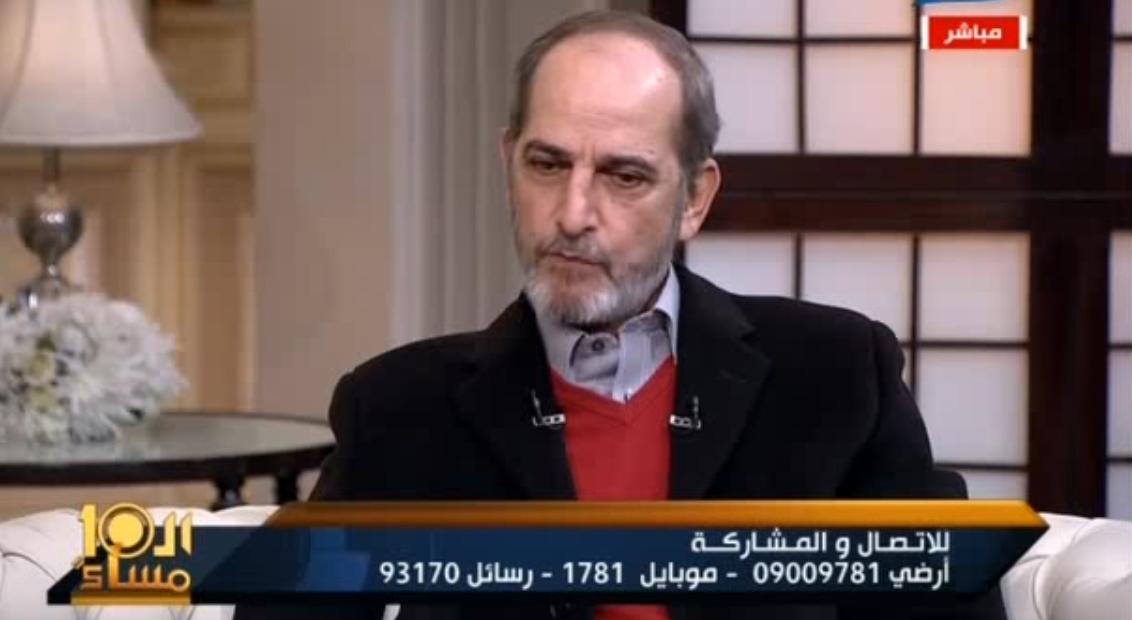صورة بالفيديو.. هشام سليم: «أنا معرفش حاجة عن بناتي والحكومة ساعدت على ذلك»