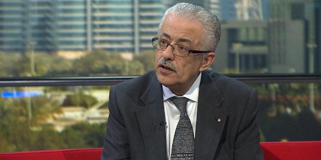 صورة بالفيديو.. وزير التربية والتعليم: «لماذا لا يصبح التعليم 7 سنوات فقط»
