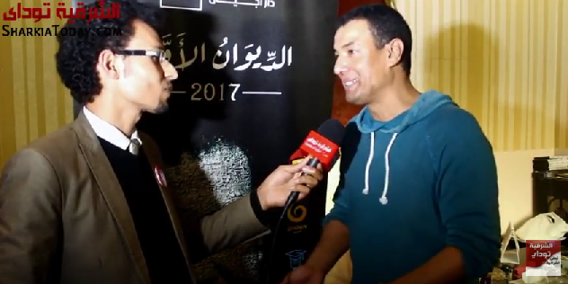 صورة بالفيديو.. حفل توقيع ديوان «هشام الجخ» بالزقازيق تحت رعاية فريق «خطوة للجنة»