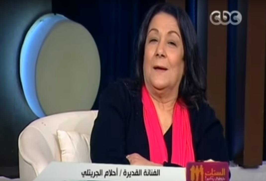 صورة بالفيديو.. أحلام الجريتلي تتغزل في زوجها على الهواء: مخزون الحب عنده كبير جداً
