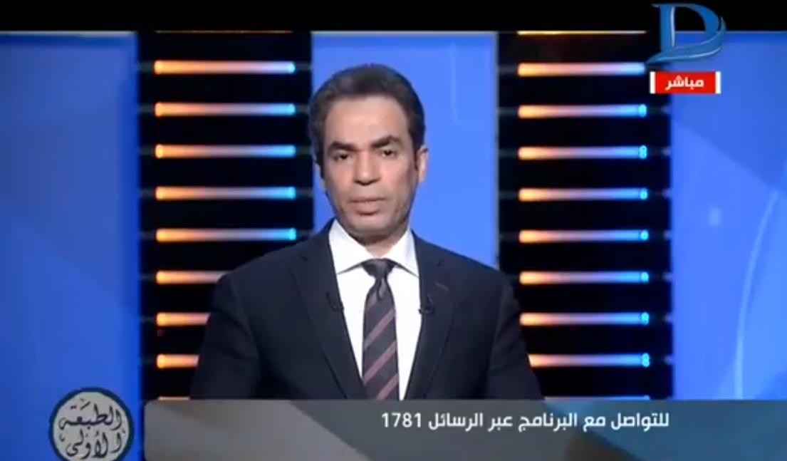 صورة بالفيديو.. المسلماني: جامعة النيل تحول قشر الجمبري إلي بلاستيك