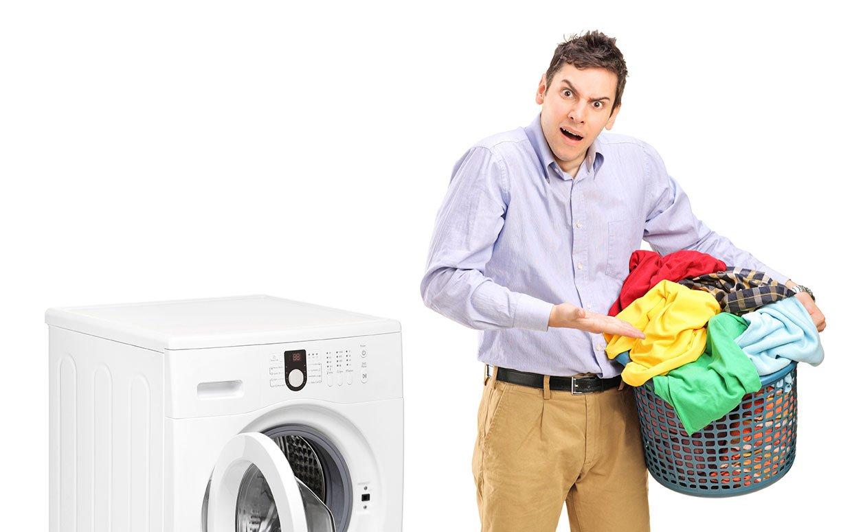فادحة نرتكبها جميعاً عند غسل الملابس