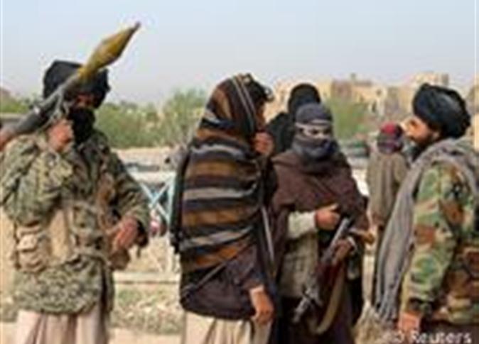 صورة إصابة 3 جنود أمريكيين في هجوم لجندي أفغاني جنوبي أفغانستان