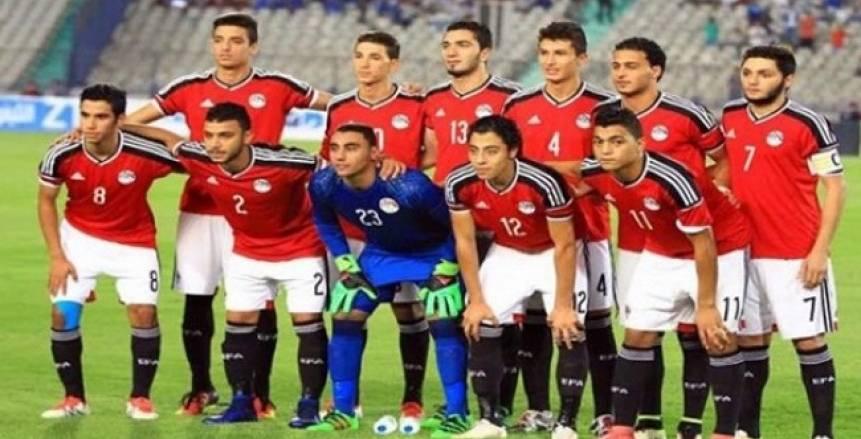 صورة مصر تودع كأس الأمم الإفريقية للشباب بعد الخسارة من زامبيا