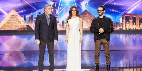 صورة بالفيديو .. عرض مغربي يثير «فزع» لجنة تحكيم Arabs Got Talent