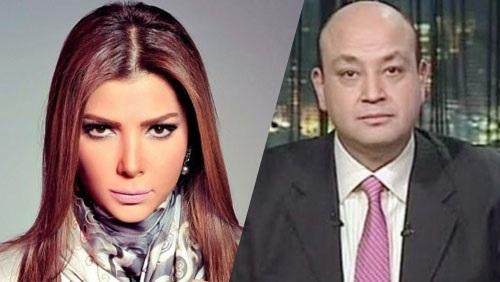 صورة بالفيديو .. عمرو أديب يلح في هذا السؤال .. وبهذا ردت أصالة