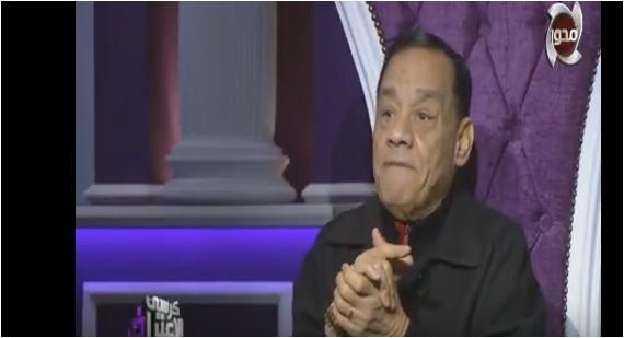 صورة بالفيديو.. «حلمي بكر»: «سعد الصغير قال عليا حمار»