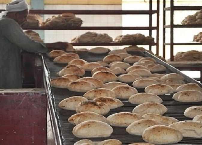 صورة تحرير 39 محضر لمخابز الخبز البلدي بفاقوس خلال شهر فبراير
