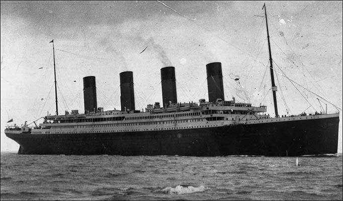 صورة تعرف على الأسباب التى أدت لغرق سفينة «تيتانيك»
