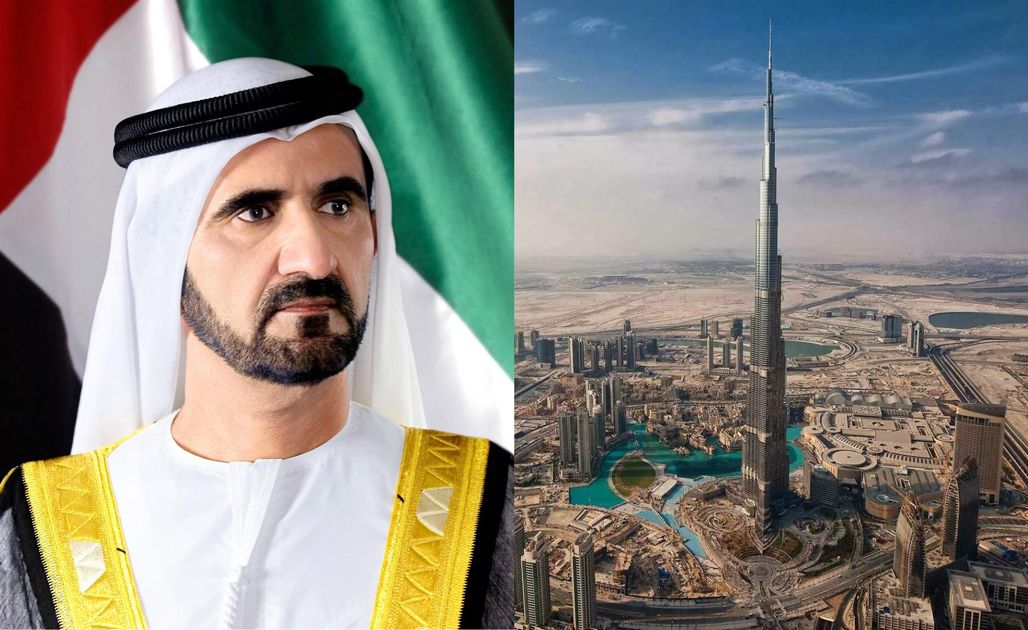 صورة حاكم «دبي» يعلن تأسيس مجلس عالمي للسعادة