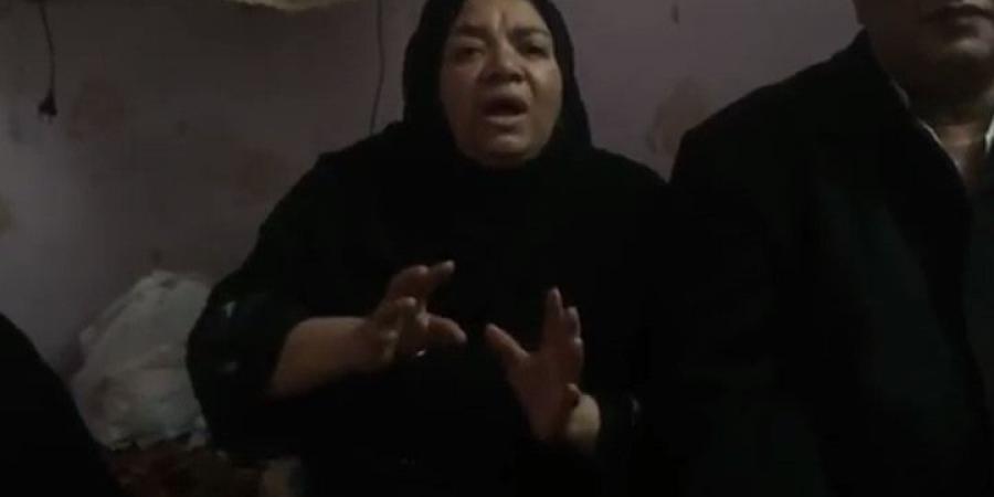 صورة بالفيديو.. والدة شاب الشرابية: «قطعوا يده ورددوا الله أكبر»