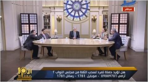 صورة بالفيديو.. برلماني: مجلس النواب متورط في فساد القمح
