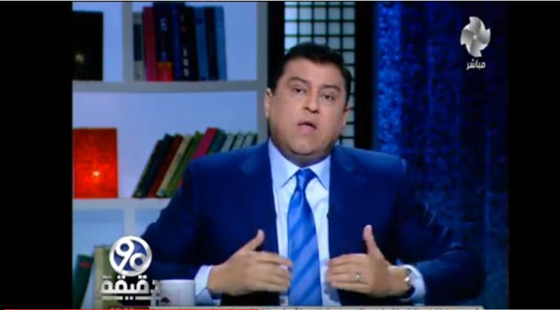 صورة بالفيديو.. معتز الدمرداش : «نقد الدولة ليست جريمة يعاقب عليها»