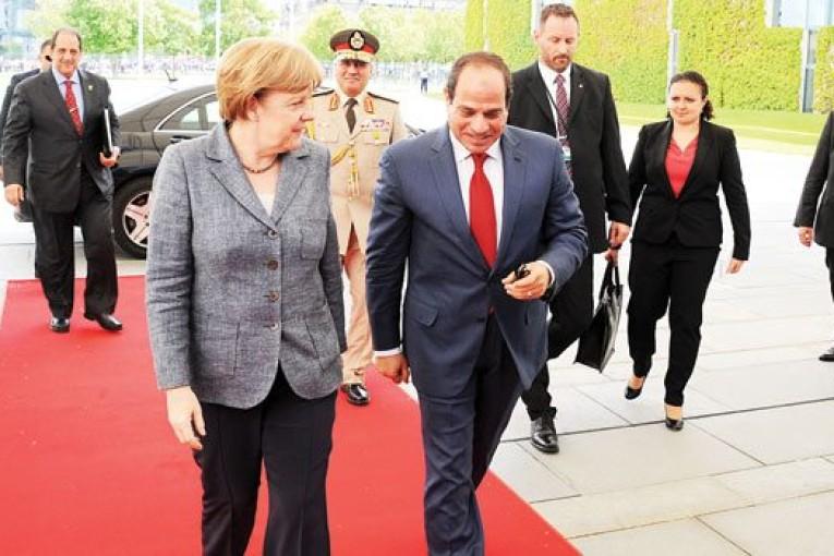 لمجتمع الأعمال المصري الألماني مصر من شريك اقتصادي هام لألمانيا