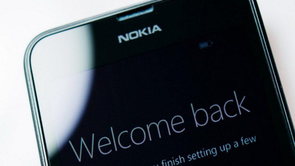 صورة نوكيا تكشف عن هواتف جديدة تعمل بـ «بصمة» الأصبع