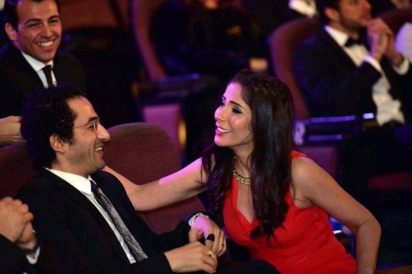 صورة بنت أحمد حلمي ومنى زكي تفاجئ الجمهور على التيك توك