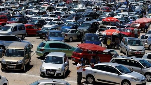 Large السيارات المطروحة بمزاد المخابرات العامة تعرف علي
