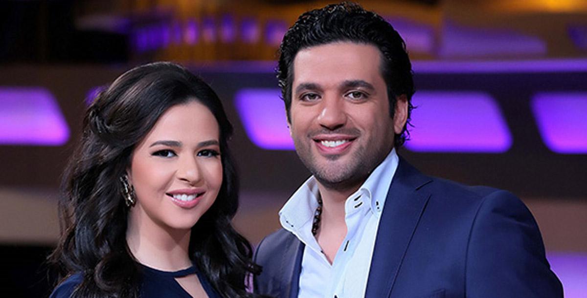 يعيد حسن الرداد وإيمي غانم للدراما بعد الزواج في رمضان 20174