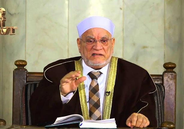 صورة أول تعليق من أحمد عمر هاشم على أنباء وفاته
