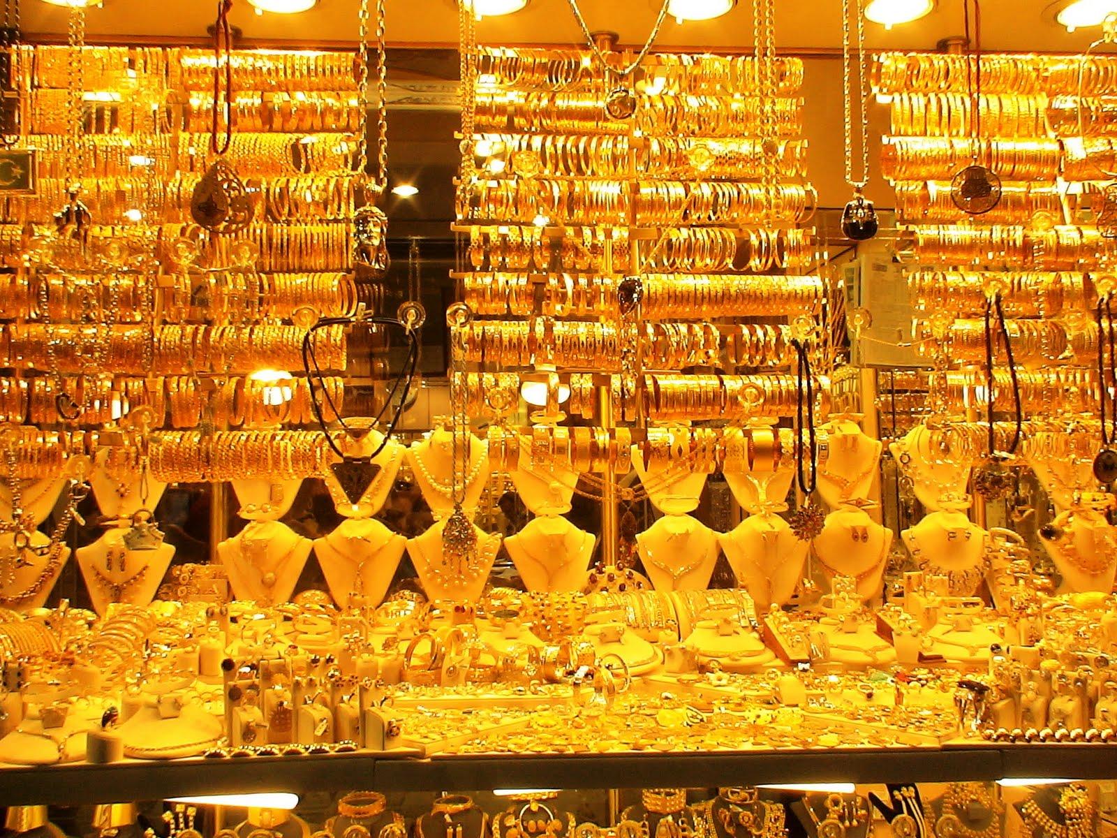صورة استمرار ارتفاع أسعار الذهب اليوم