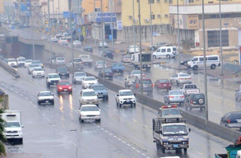 صورة بالفيديو .. الأرصاد : أمطار غزيرة اليوم و الطقس سيتحسن في هذا الموعد