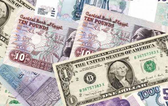 يقترب من 19 جنيه في بداية تعاملات أحد البنوك الكبرى بمصر