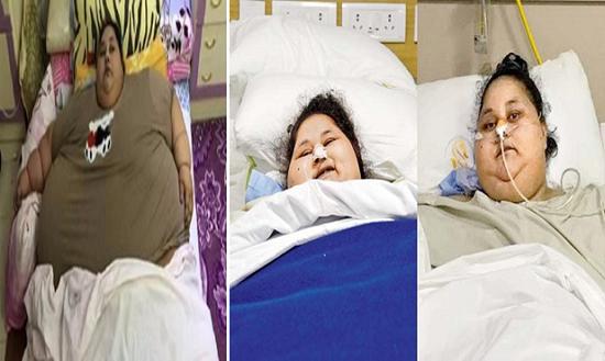 صورة أزمة جديدة لإيمان عبد العاطي كادت أن تودي بحياتها والشرطة تتدخل