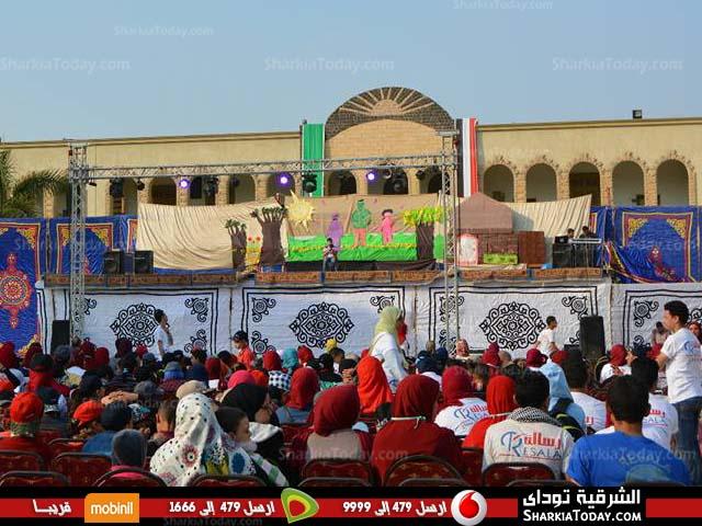 .. جمعية رسالة تنظم حفل يوم اليتيم بالزقازيق 4