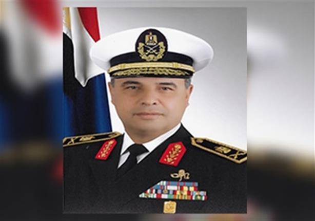 صورة من هو قائد البحرية الذي أصدر السيسي قرارًا بترقيته إلى رتبه فريق؟