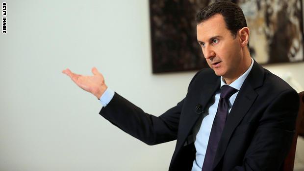 صورة كيف أفلت بشار الأسد من «ضربة قطع الرأس»؟