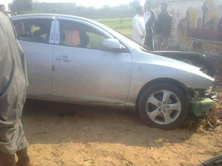 صورة مصرع شخص وإصابة 3 في حادث بطريق «أبوكبير – طوخ»