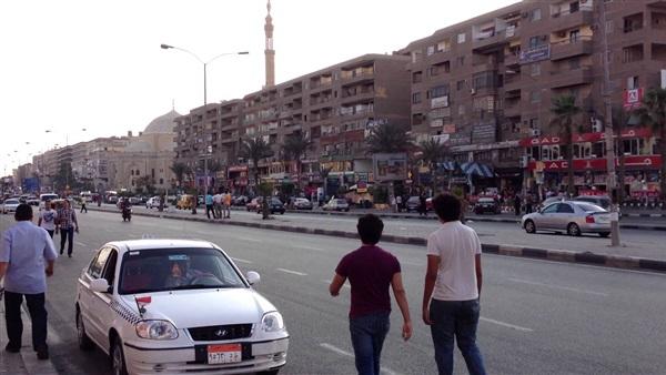 صورة سماع دوى انفجار في 6 أكتوبر والشيخ زايد.. والحماية المدنية ترد