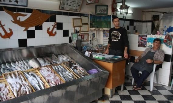 صورة مقاطعة الأسماك تصيب أسواق كفر الشيخ بالشلل