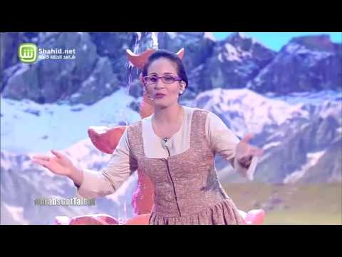 صورة سمية بالرحمة تحضر المسرح الغنائي «برودواي»إلى Arabs Got Talent في نصف النهائي